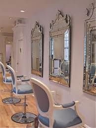 vintage salon decor - Google Search
