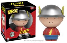 DC Superheroes: Golden Age Flash Dorbz figure by Funko, Specialty Series available from comic book shops and specialty stores