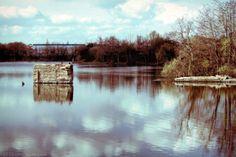 Lac de #Gassicourt #manteslajolie #printemps