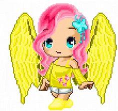 My Little Pony Fantage Fluttershy
