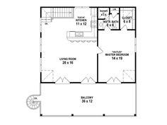 Plan 006G-0118 - Garage Plans and Garage Blue Prints from The Garage Plan Shop