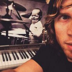 Jonny Hawkins in the studio!!!! Finally!!