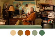 Outfits Inspired By Wes Anderson Color Palettes Movie Color Palette, Colour Pallete, Colour Schemes, Color Palettes, Wes Anderson Color Palette, Color In Film, Cinema Colours, Wes Anderson Movies, The Royal Tenenbaums