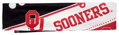 Oklahoma Sooners Stretch Patterned Headband