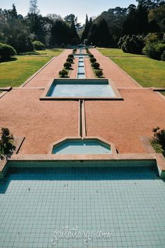 gardens of Serralves, Porto