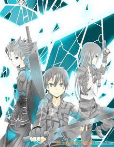 Kirito's avatars.Ü