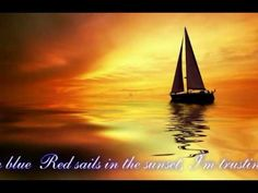 Fats Domino - Red sails in the sunset - YouTube