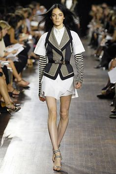 Proenza Schouler | Spring 2008 Ready-to-Wear Collection | Style.com