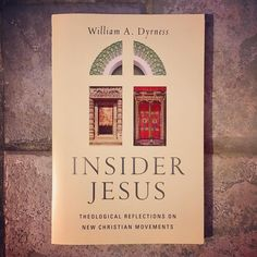 Amidst the variegated spread of global #Christianity followers of #Jesus are showing up in unexpected places. Today we hear of culturally embedded insider movements Jesus followers in the folds and creases of #Islamic #Hindu #Buddhist and other cultural fabrics. They elude our conventional theological categories and elicit wonder and #debate. Are these authentic expressions of Christian #faith? And if so how should we understand them?  William Dyrness brings a rare blend of cultural and…
