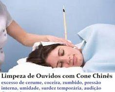 Cone Chinês em São José SC, grande Florianópolis, para Limpeza de Ouvidos: Cone Chinês: terapia para limpeza dos ouvidos, exc...