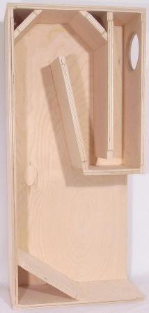 Fostex BK-12m Folded Horn Cabinet - Each