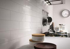 Brick Glossy – rivestimenti in ceramica per cucina e bagno