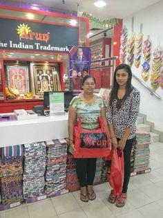 Best Customer Of The Day: ARUN SHOP  Click this Link for More Offer www.Facebook.com/arunboutique  Happy Shoping In Arun    #Arun_Johor_Town........................  No.33, Jalan Segget, 80000 Johor Bahru, Malaysia (Little India Beside LFS Broadway Theater)   Tel : 07-221 1744    #Arun_Johor_Kulai  No.21, Jalan Raya, 81000 Kulai, Johor (Opposite Kulai Centre Point)   Tel : 03-662 3269    #Arun_Johor_Skudai  No.281, Jalan Jelawat, 81300 Skudai, Johor. (Opposite MPJBT Free Parking Lot)  Tel…