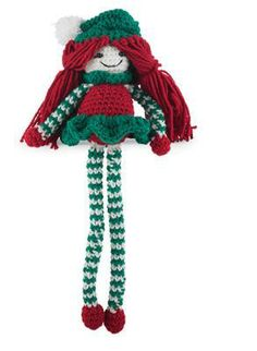 Christmas Yarn Elf