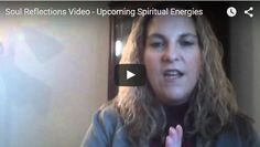 Soul Reflection Video by Rev. Colleen Lemma on the November 2015 Energies. Watch the video here ==> http://www.angelmessenger.net/blog/soul-reflections-video-upcoming-spiritual-energies/