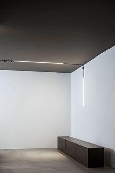 led lighting for suspended ceiling Decorations Inspiring Led suspended ceiling lights tips for ers Design Ideas Suspended Ceiling Lights, High Ceiling Lighting, Linear Lighting, Home Lighting, Modern Lighting, Lighting Design, Lighting System, Lighting Ideas, Interior Design Dubai