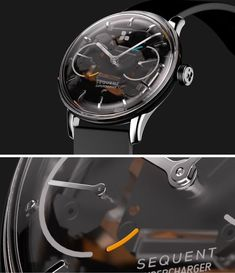 SEQUENT WATCH: the world's first self-charging smartwatch by Sequent (Switzerland) Ltd. — Kickstarter