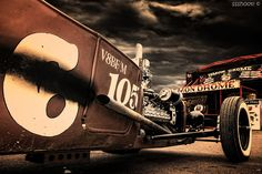 Demon Drome by steve Shelley on 500px, Old school hot rod parked up at the 'Demon Drome Wall of Death'