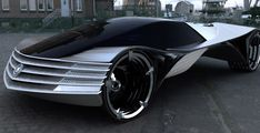 The Cadillac World Thorium Fuel. It runs on clean Thorium nuclear fuel. They offer maintenance-free service for 100 years