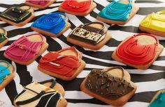 Designer Handbag Cookies