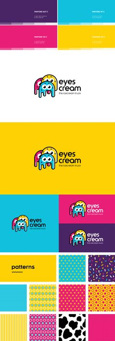 Eyes Cream is an ice-cream truck in Riyadh. Millimeter Brands created the entire brand identity and colorful theme based on Eyes.The concept is very playful, colorful and friendly. We also incorporated packaging, truck design, uniforms and much more in …
