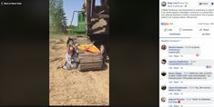 Protestors shut down worksite by chaining themselves to equipment