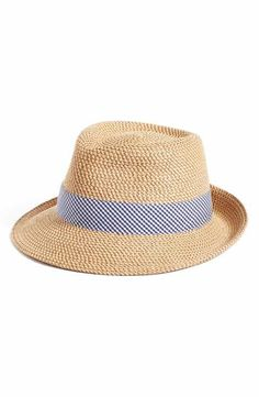 be8c9c5b938 Eric Javits  Classic  Squishee® Packable Fedora Sun Hat Raffia Hat