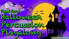 Halloween Percussion Playalong 2020 Halloween Videos For Kids, Halloween Songs, Rhyming Preschool, General Music Classroom, Music For Toddlers, Feliz Halloween, Music Activities, Elementary Music, Teaching Music