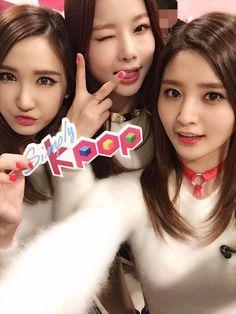 JungHwa , Le and Solji