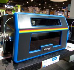 Polaroid's New 3D Printer Faces Daunting Challenges #3DPrinting