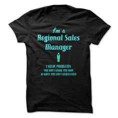 Regional Sales Manager fun T Shirt, Hoodie, Sweatshirt