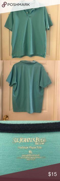 Blue shirt! Blue polo shirt! st johns bay Shirts Polos