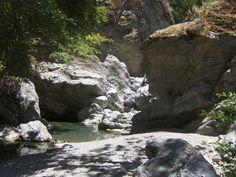 Lil Yosemite at Sunol regional wilderness
