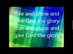 Rise and Shine by Go Fish Guys lyrics Kids Church, Church Ideas, Kids Worship Songs, Workforce Management, Education And Development, Holiday Club, Healthcare Administration, Object Lessons, Health Center
