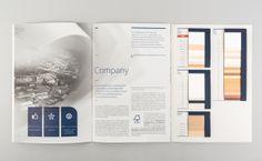 malta decor - folder by pomarańcza, via Behance