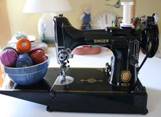 Singer Featherweights: Still Stitching After All These Years on Etsy