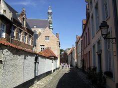 Beguinage Lier, #Belgium #beguinage #beautifulplaces
