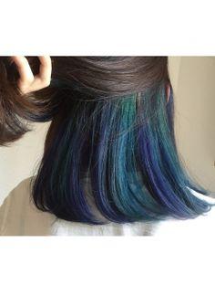 ヘアーカラーサロン ノーチェ(Hair Color Salon noce)イロイロブルーミックス**