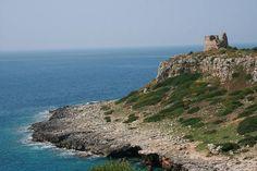 Torre Uluzzo, Portoselvaggio, Nardò, Lecce, Salento, Puglia, Italy