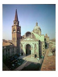 Chiesa di Sant'Andrea - Leon Battista Alberti - Mantova, province of Mantova , LOMBARDY
