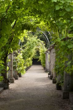Private Mansions, Manors & Gardens