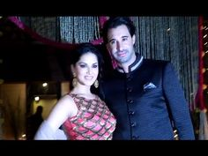 Sunny Leone with husband at Aamir Khan's house for Diwali Party Diwali Party, Aamir Khan, Sunnies, Interview, Husband, Photoshoot, Blazer, Youtube, House
