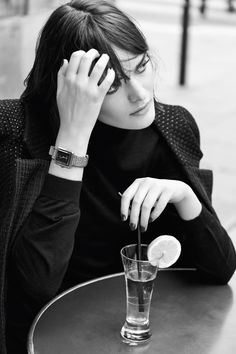Chanel Boy.Friend watch 2016 Sam Rollinson