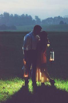 Woodland Bohemian Wedding Ideas by Pink Peony Planning & Design (Event Design) + Amy Wallen Photography - via ruffled