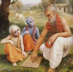 Sri Gaudiya Kanthahara - The First Jewel - Guru-tattva - One Must Accept a Guru in Disciplic Succession - (1-1.12)