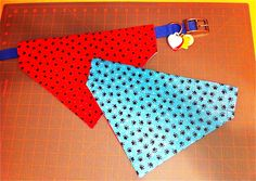 Reversible+Over+The+Collar+Dog+Bandana+#howto+#tutorial