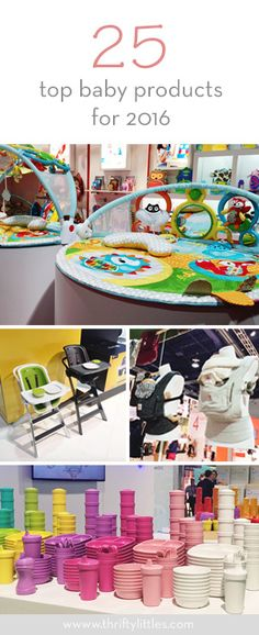 25 Top Baby Products for 2016 from the ABC Kids Expo | Thrifty Littles Blog