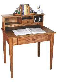 Amish Shaker Writing