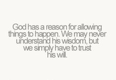 Yes, sometimes bad things happen to people who seem undeserving of them. But God allows things to happen for His reasons, whether we understand them or not. We know that God is good, just, loving, and merciful. Often things happen to us that we don't understand. However, instead of doubting God's goodness, our reaction should be to trust Him.