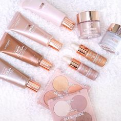 The Beauty News: L'Oréal Paris LUMI Glow Collection